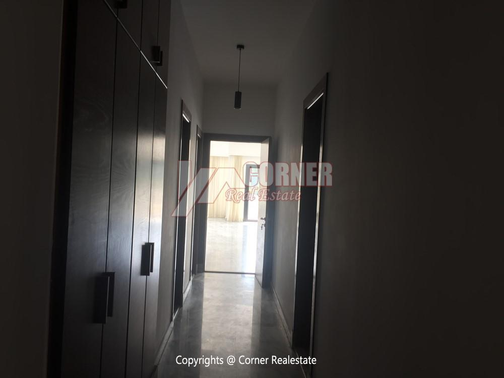 Apartment For Rent in West Golf New Cairo,Semi furnished,Apartment NO #26