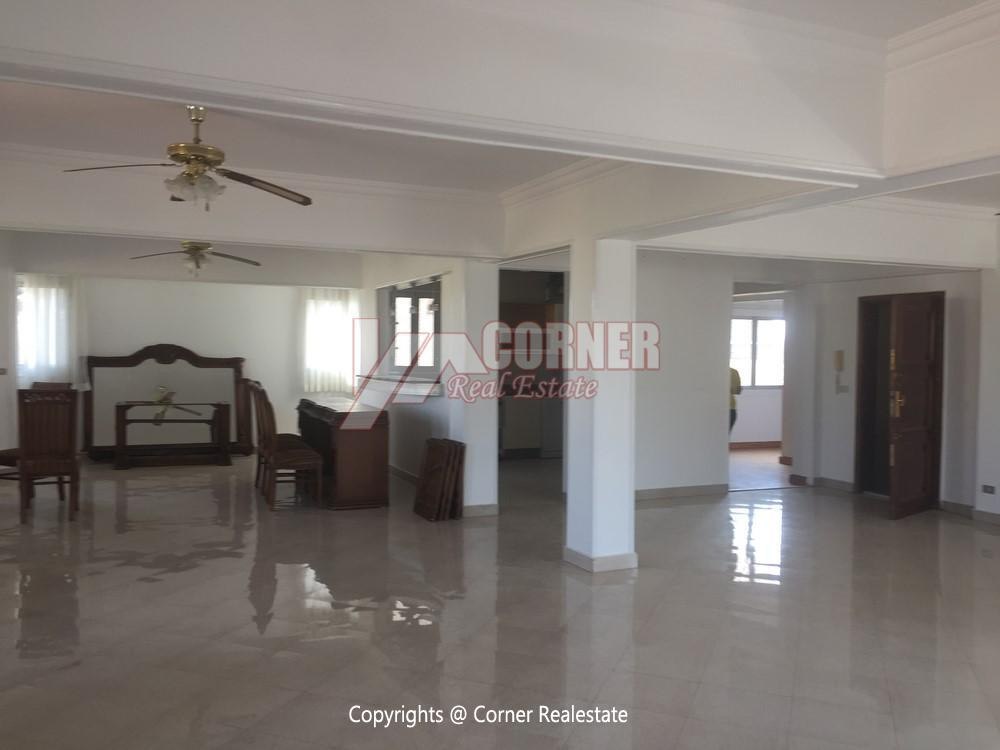 Penthouse For Rent In Maadi Degla,Semi furnished,Penthouse NO #9