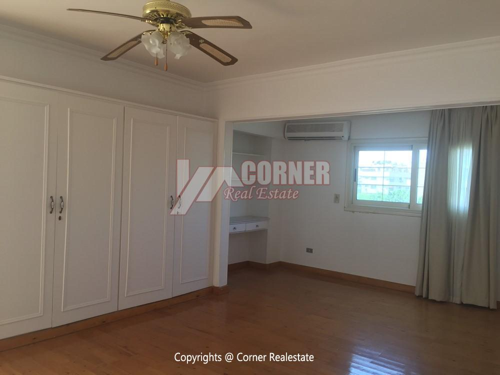 Penthouse For Rent In Maadi Degla,Semi furnished,Penthouse NO #7