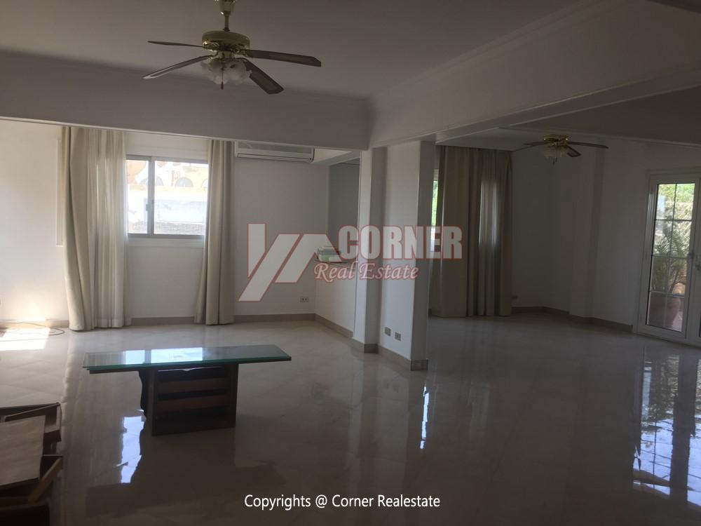 Penthouse For Rent In Maadi Degla,Semi furnished,Penthouse NO #6