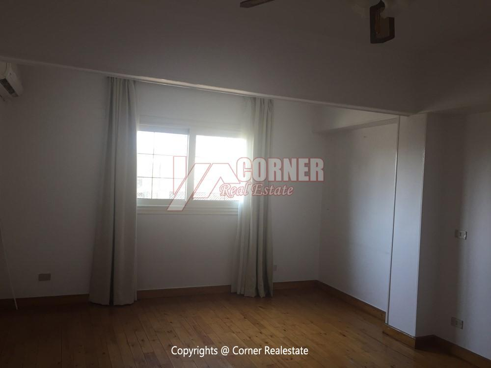 Penthouse For Rent In Maadi Degla,Semi furnished,Penthouse NO #2
