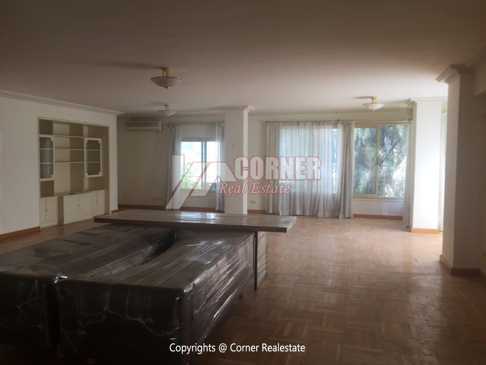 Penthouse For Rent In Maadi,Semi furnished,Penthouse NO #17