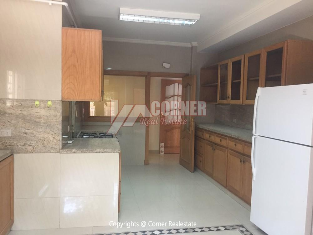 Penthouse For Rent In Maadi,Semi furnished,Penthouse NO #9
