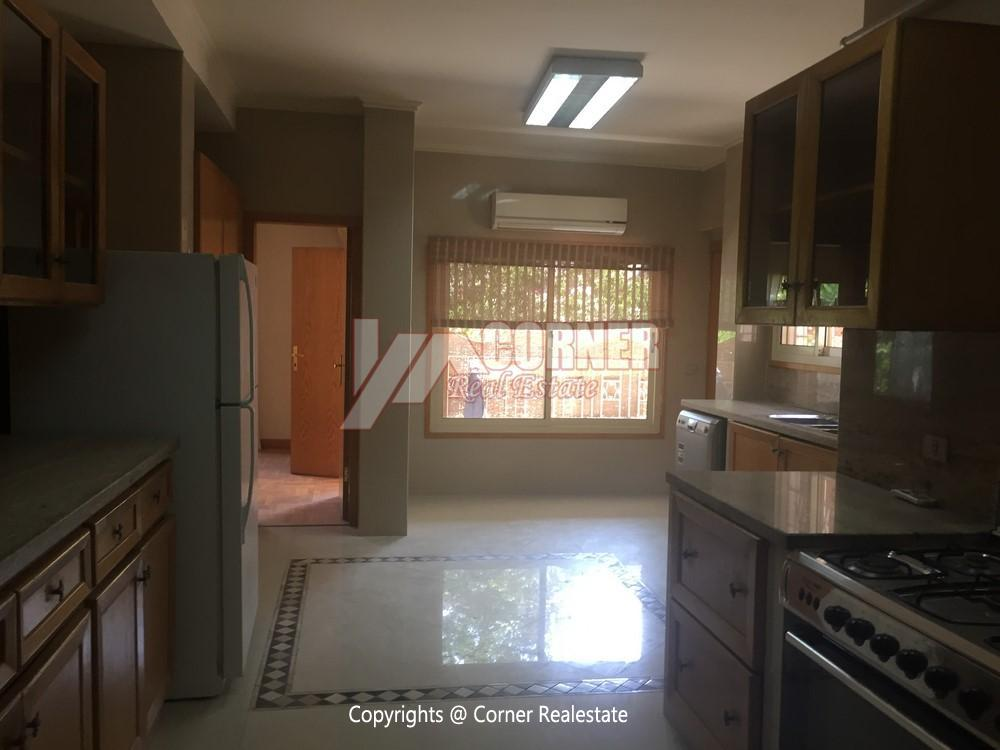 Penthouse For Rent In Maadi,Semi furnished,Penthouse NO #7