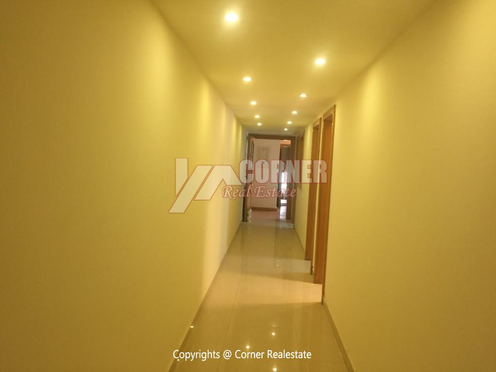 Penthouse For Rent In Maadi,Semi furnished,Penthouse NO #6