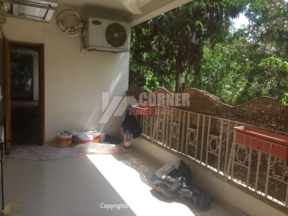 Penthouse For Rent In Maadi,Semi furnished,Penthouse NO #5