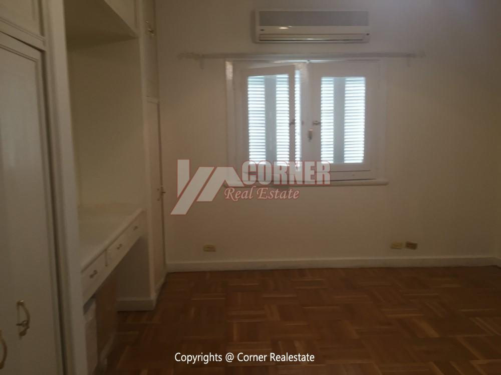 Penthouse For Rent In Maadi,Semi furnished,Penthouse NO #3