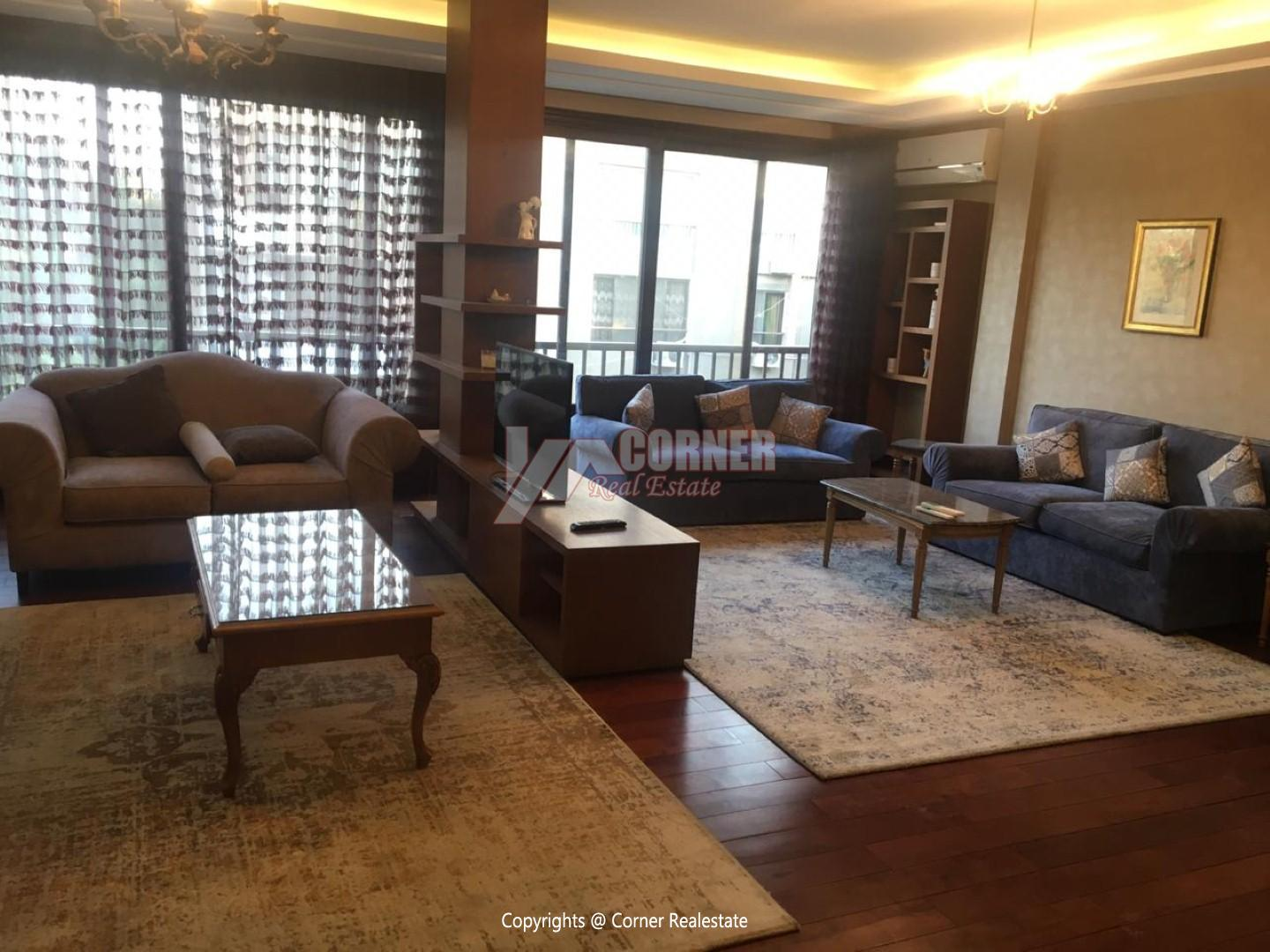 Modern Apartment For Rent In Maadi Sarayat,Modern Furnished,Apartment NO #2