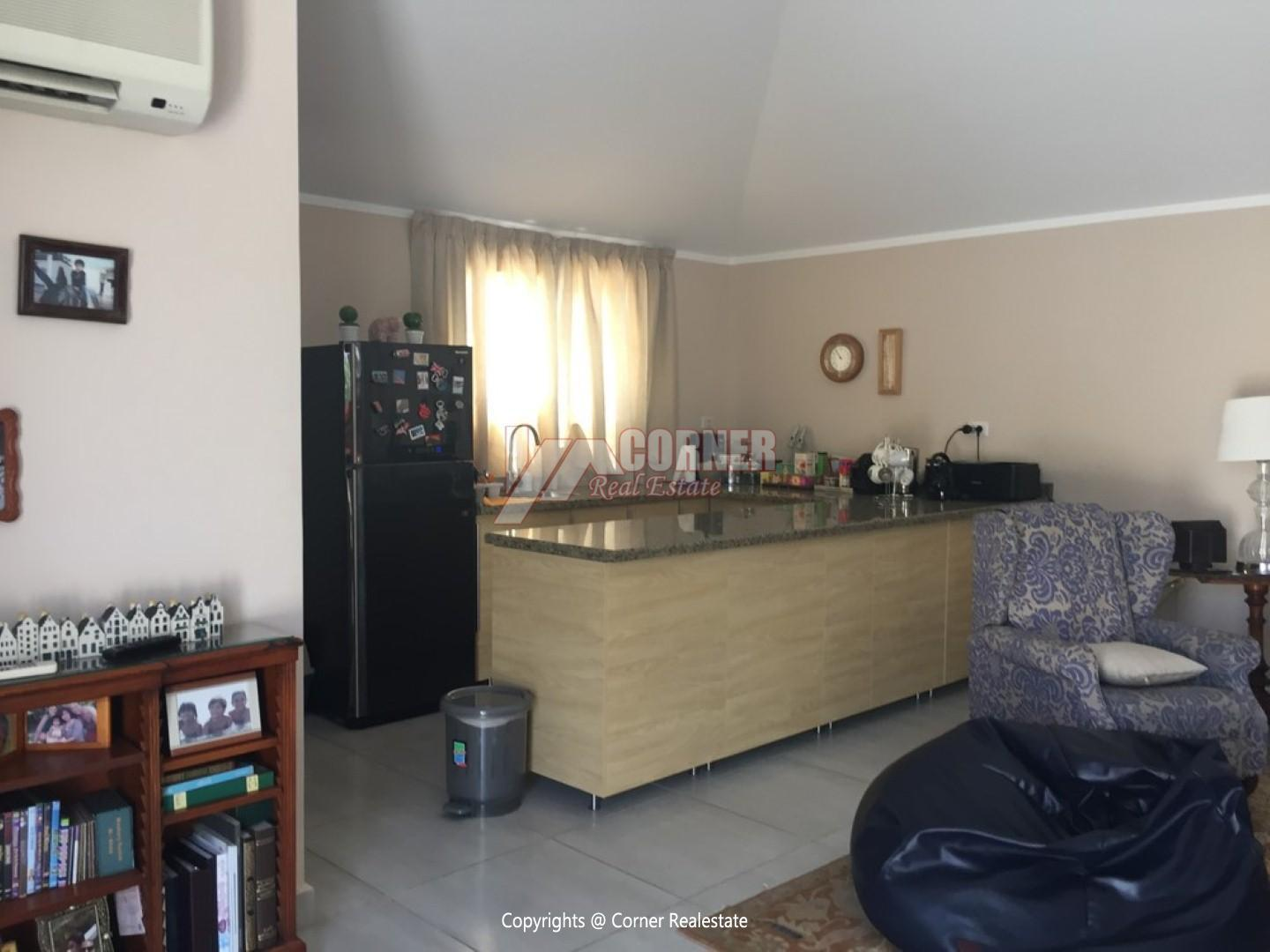 Penthouse For Rent In Maadi Sarayat,Modern Furnished,Penthouse NO #10