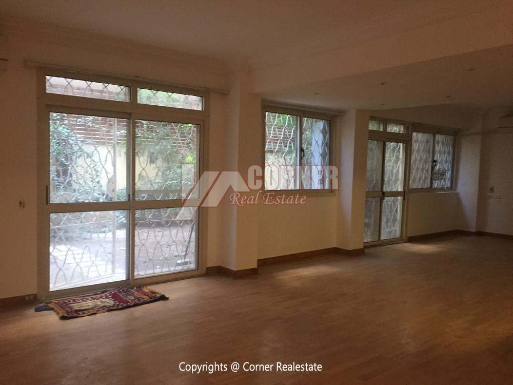 Ground Floor Apartment For Sale in Maadi