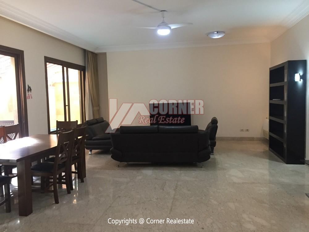 Ground Floor For Rent in Maadi,Furnished,Ground Floor NO #18