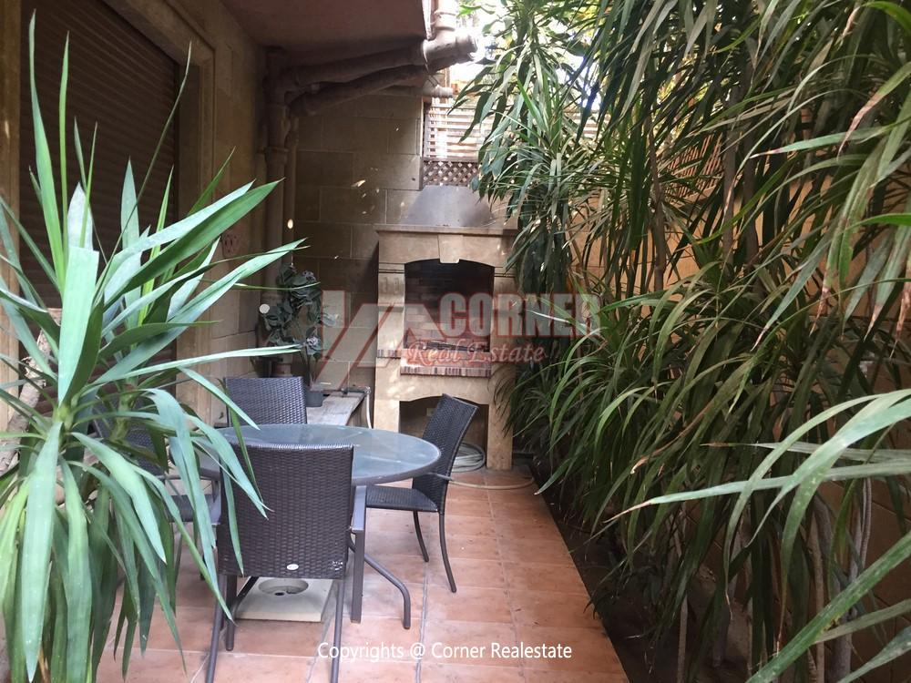 Ground Floor For Rent in Maadi,Furnished,Ground Floor NO #14