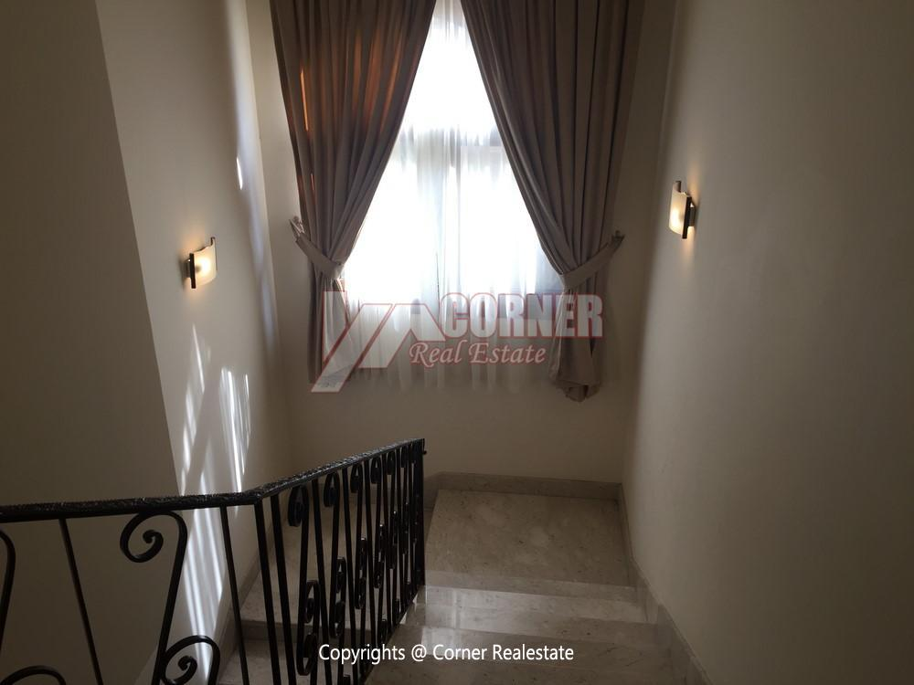 Ground Floor For Rent in Maadi,Furnished,Ground Floor NO #3