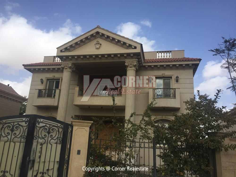 Villa For Rent in Mirage City Golf View
