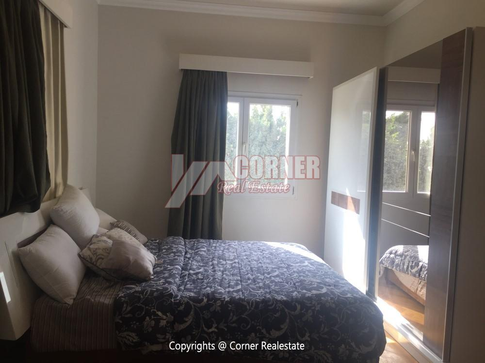 Villa For Rent in Mirage City Golf View,Furnished,Villa NO #7