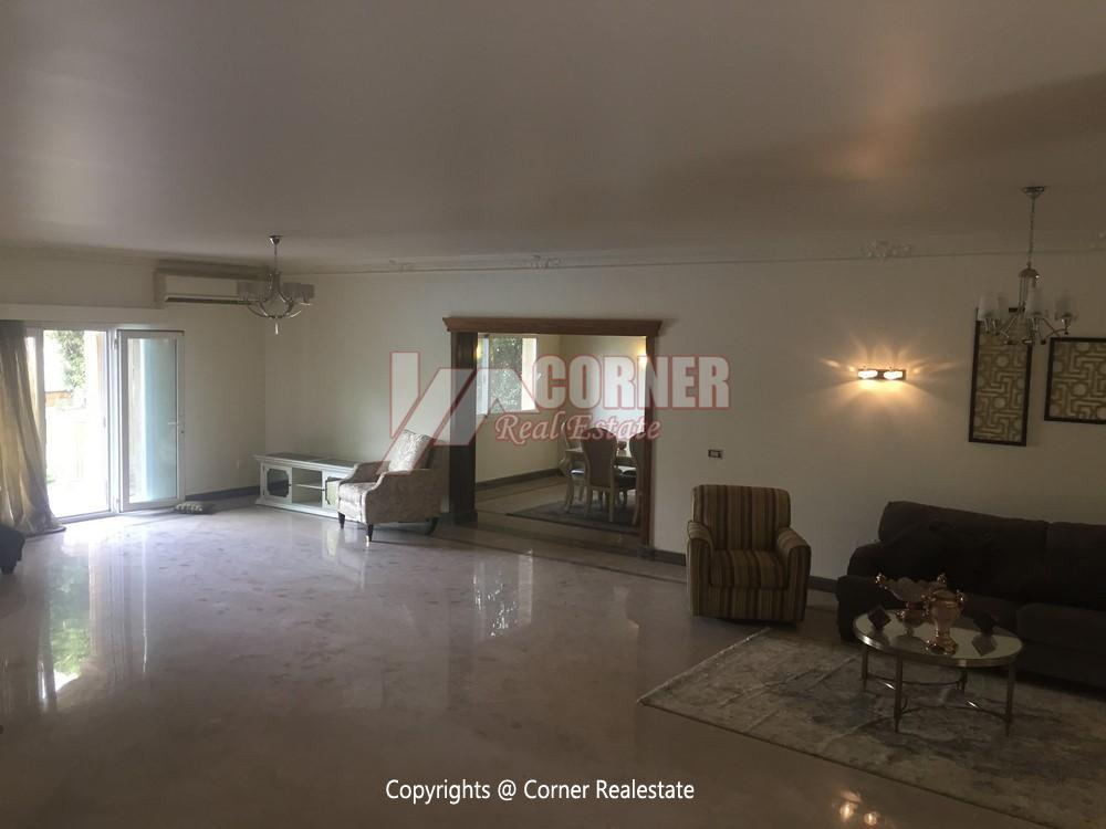 Villa For Rent in Mirage City Golf View,Furnished,Villa NO #29