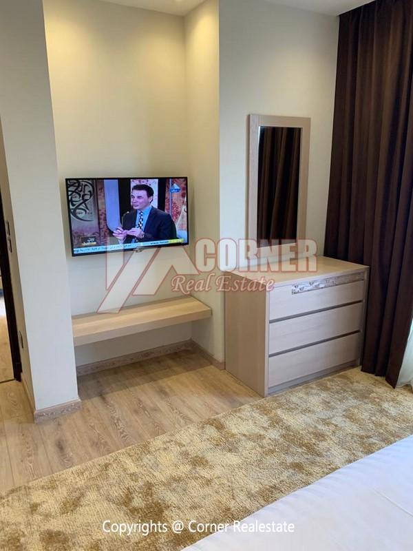 Villa For Rent in New Cairo,Modern Furnished,Villa NO #11