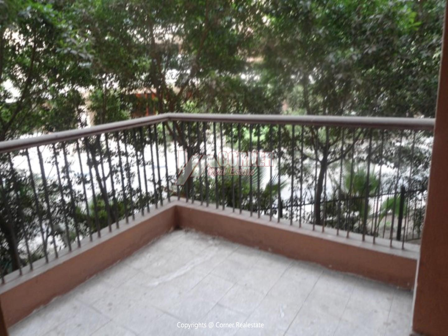 Apartment For Rent In Maadi Sarayat,Modern Furnished,Apartment NO #13