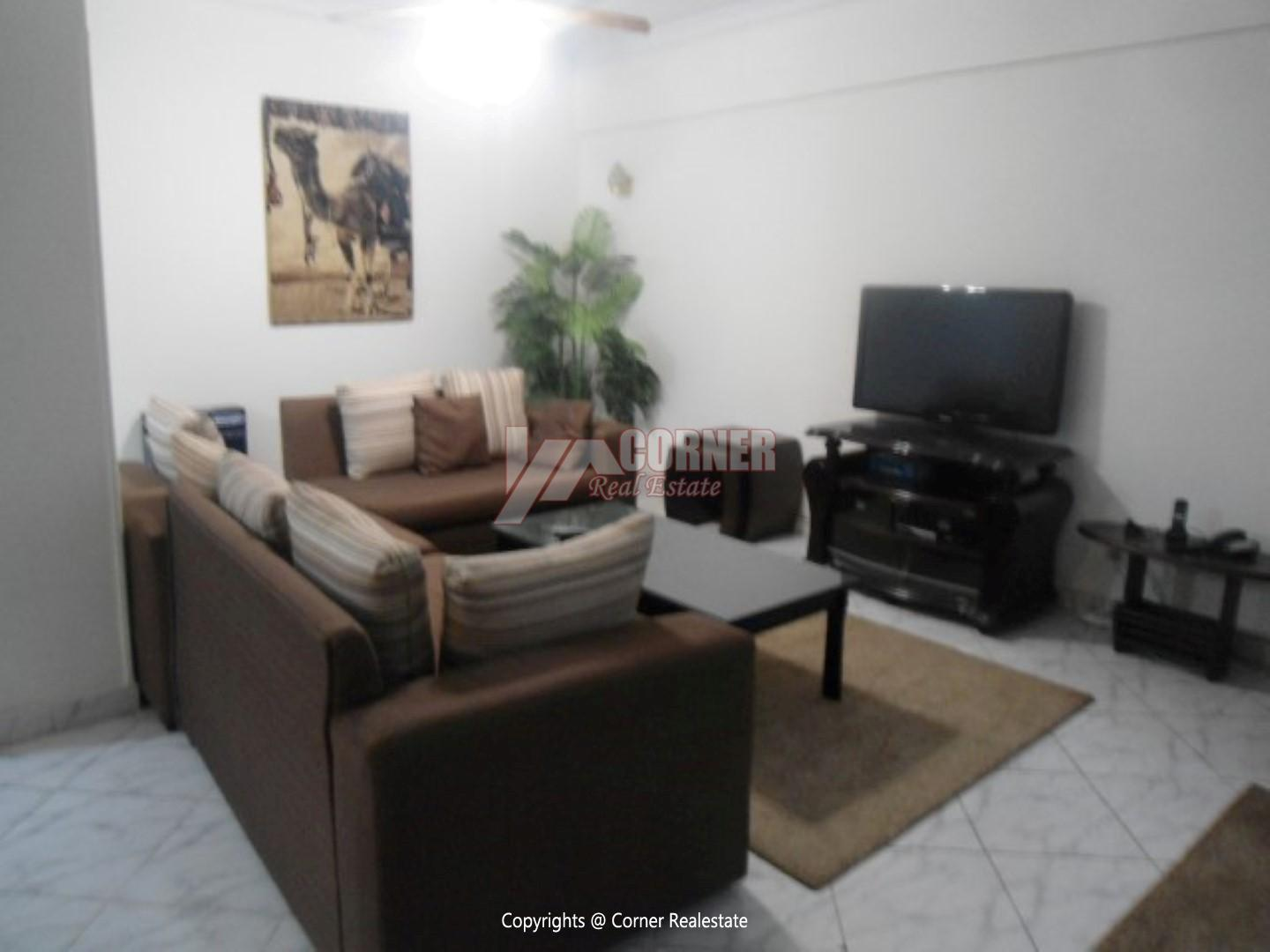 Apartment For Rent In Maadi Sarayat,Modern Furnished,Apartment NO #12