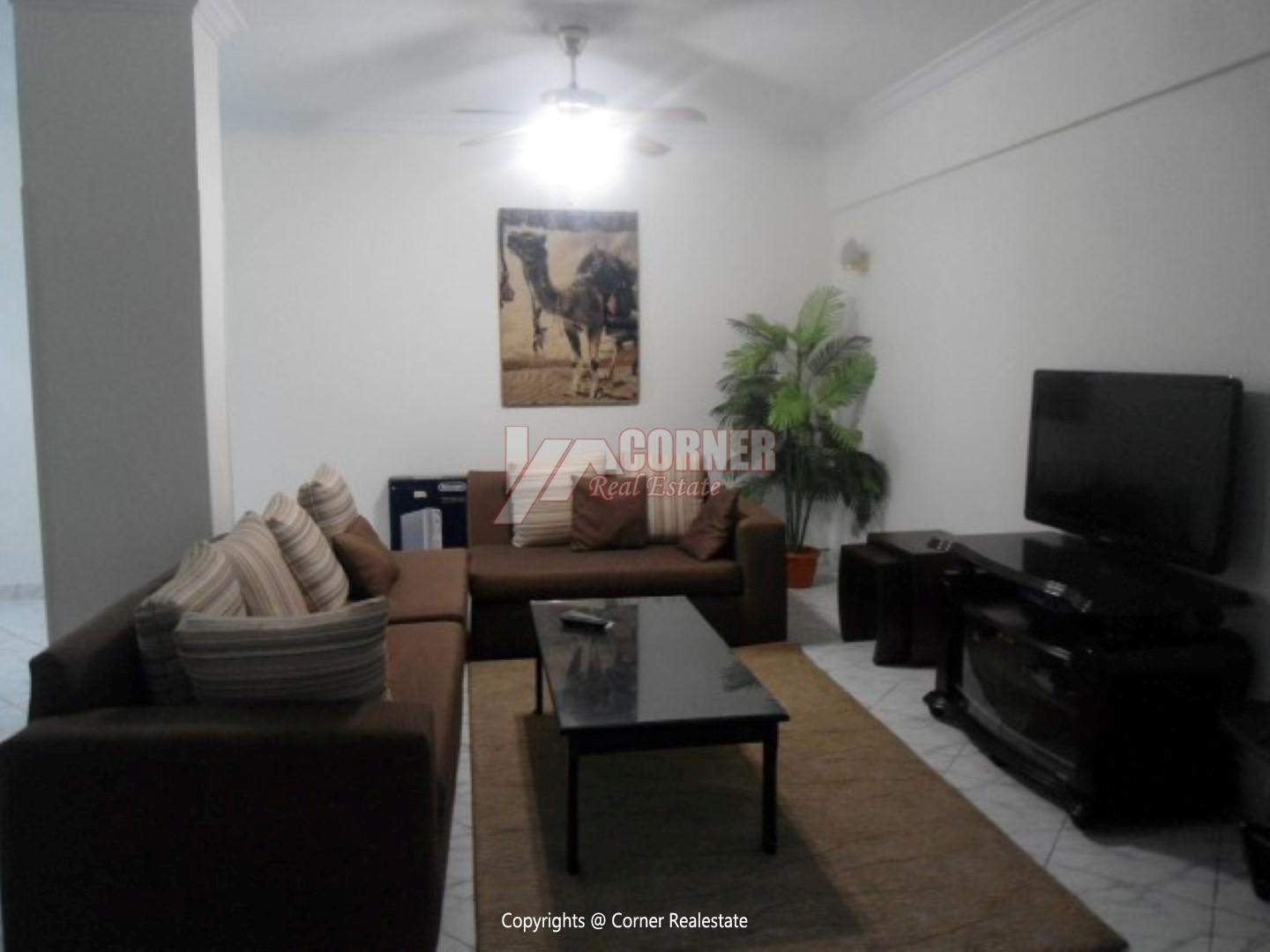 Apartment For Rent In Maadi Sarayat,Modern Furnished,Apartment NO #11