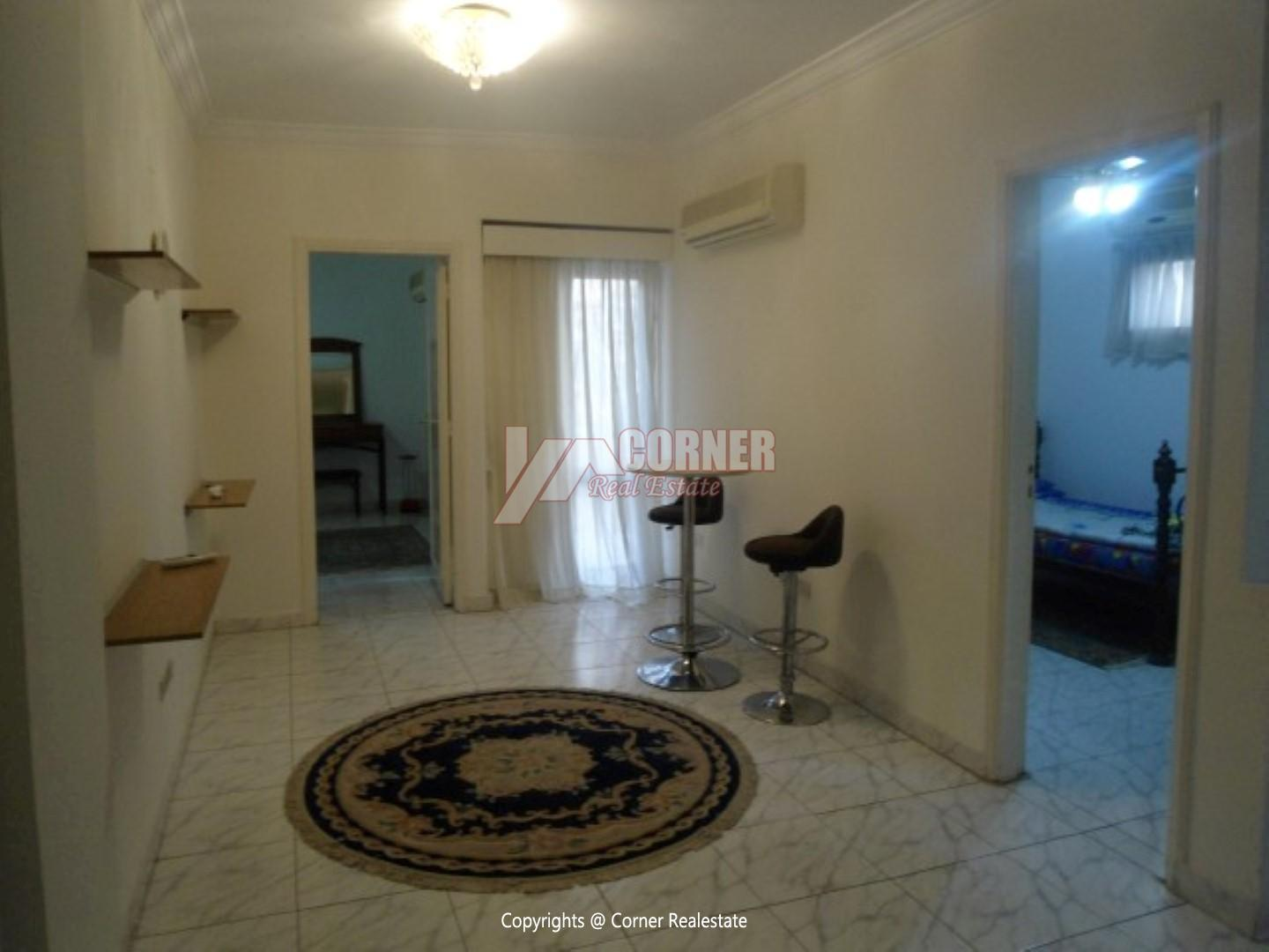 Apartment For Rent In Maadi Sarayat,Modern Furnished,Apartment NO #6