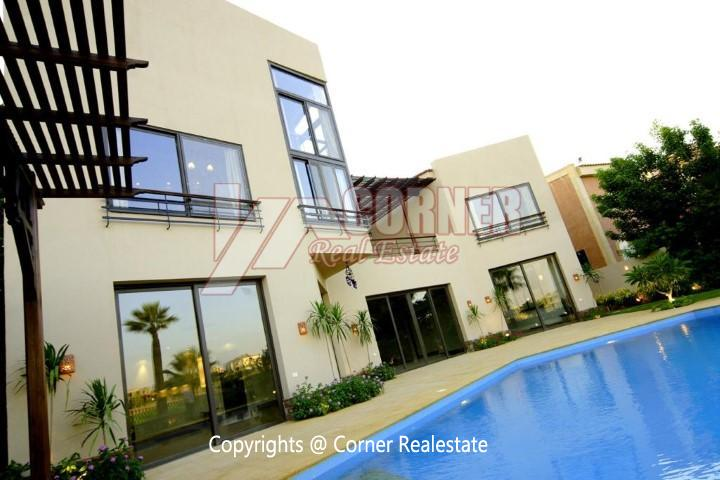 Villa for Sale in Katameya Heights Golf View