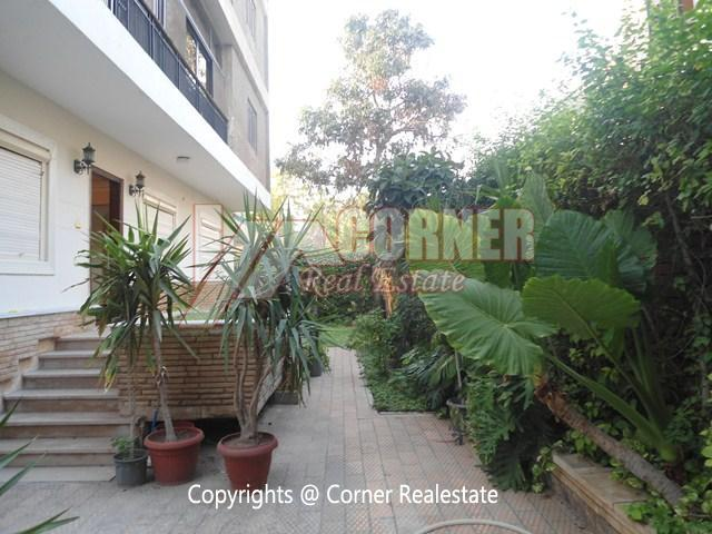 Ground Floor For Rent in Maadi