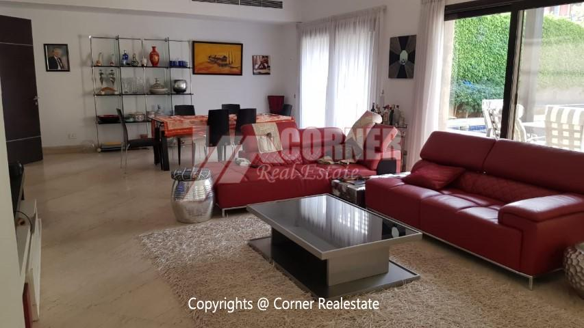 Villa for Rent in Katameya Heights