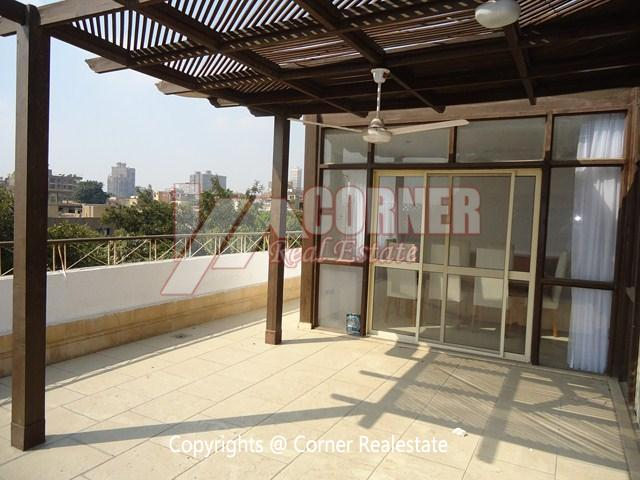 Penthouse For Rent in Al  Maadi