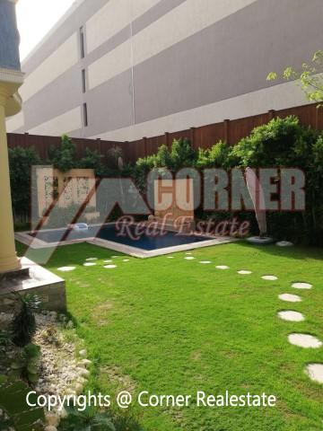 Villa for Rent in New Cairo