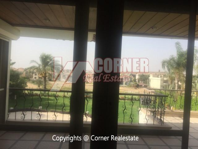 Villa For Rent in Mirage City New Cairo