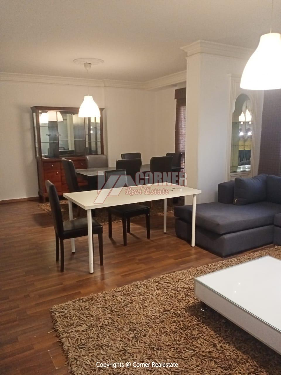 Modern Furnished Apartment For Rent In El Maadi
