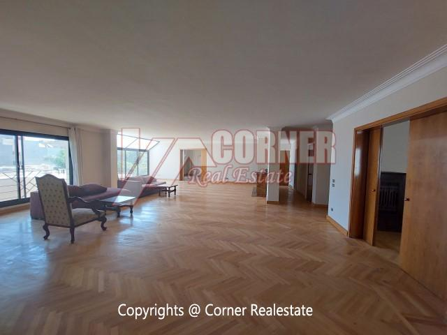 Rooftop Apartment for Rent in Maadi