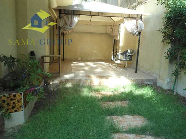 Modern Furnished Ground Floor Apartment For Rent In Maadi