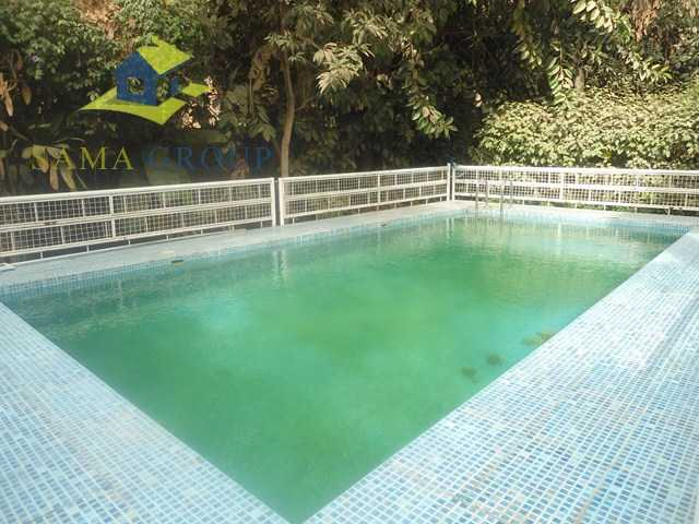 Excellent Villa With Pool For Rent In Maadi