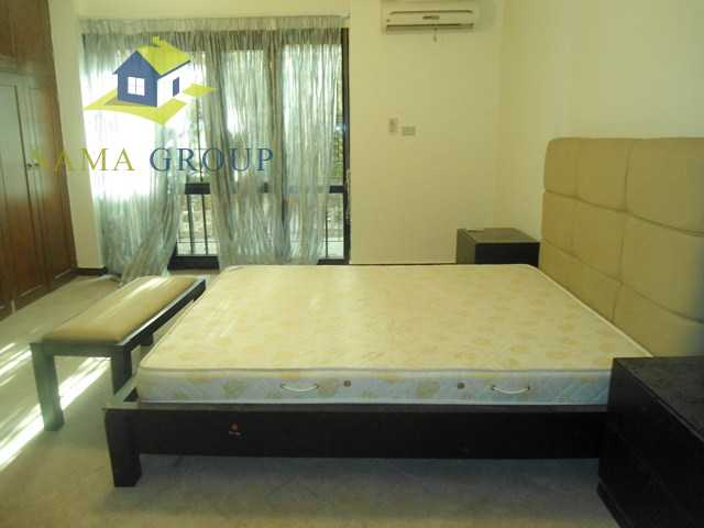 Modern Furnished Ground Floor With  Pool For Rent In Maadi,Furnished,Ground Floor NO #10