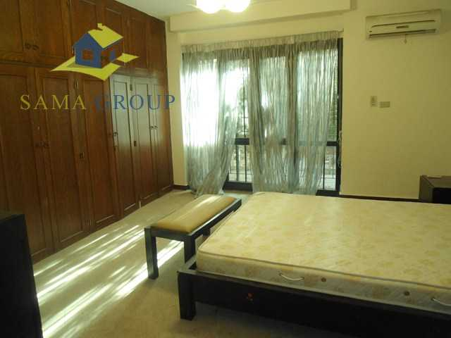 Modern Furnished Ground Floor With  Pool For Rent In Maadi,Furnished,Ground Floor NO #9