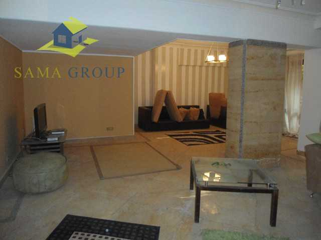 Modern Furnished Ground Floor With  Pool For Rent In Maadi,Furnished,Ground Floor NO #7