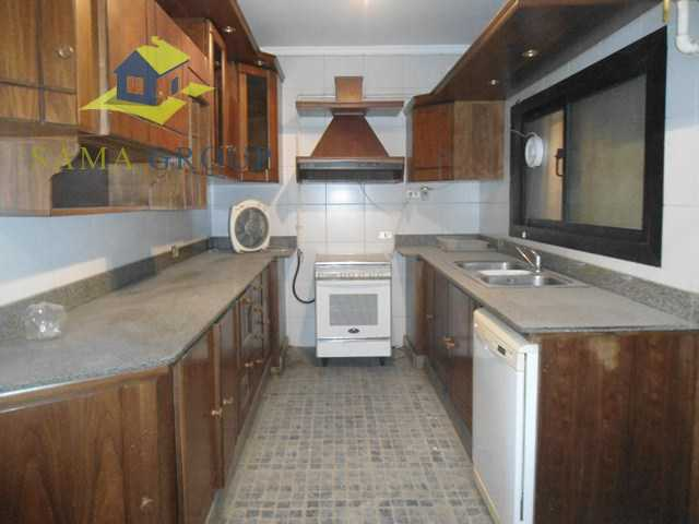 Modern Furnished Ground Floor With  Pool For Rent In Maadi,Furnished,Ground Floor NO #12