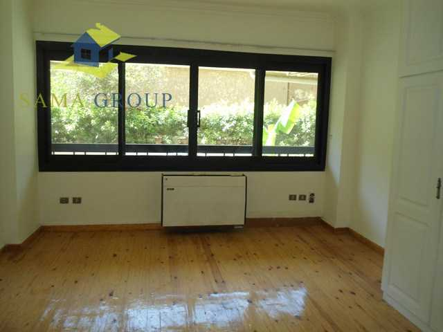 Semi Furnished Ground Floor Duplex For Rent In Maadi,Furnished,Ground Floor duplex NO #12