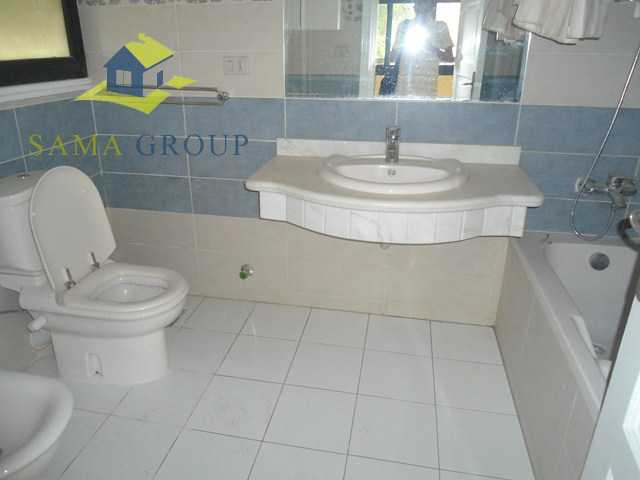 Semi Furnished Ground Floor Duplex For Rent In Maadi,Furnished,Ground Floor duplex NO #9