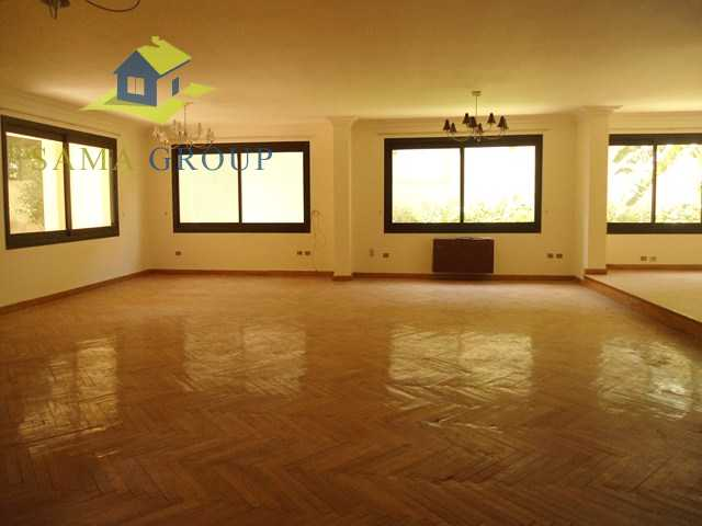 Semi Furnished Ground Floor Duplex For Rent In Maadi,Furnished,Ground Floor duplex NO #4