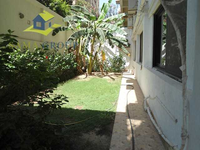 Semi Furnished Ground Floor Duplex For Rent In Maadi,Furnished,Ground Floor duplex NO #13