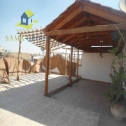 SEMI FURNISHED APARTMENT ROOF  FOR RENT IN MAADI