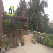 Semi Furnished Brand New Roof top apartment for Rent In Maadi
