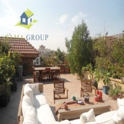Modern Furnished Penthouse ِApartment For Rent In maadi