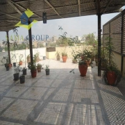 Semi Furnished Penthouse Roof top Apartment For Rent In Maadi