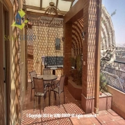 Modern Furnished Roof top Apartment For Rent In Maadi