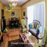 Modern Furnished Apartment For Rent In Zahraa Maadi