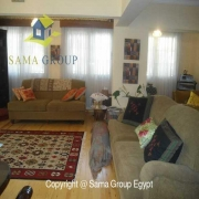 Fully Furnished Duplex For Rent In Maadi